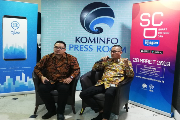 Jalin Kerjasama, Qlue dan Kominfo Gelar Smart Citizen Day
