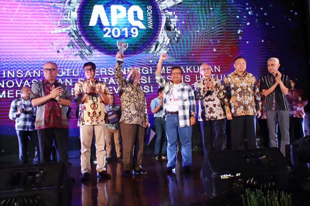 Pertamina EP Raih Best of The Best APQ Awards 2019