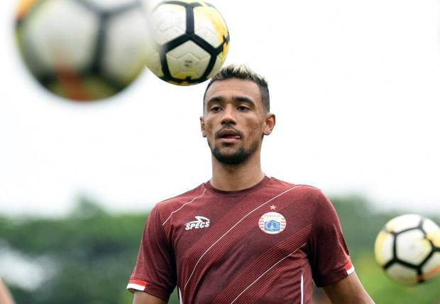 Bruno Matos Photo: Demi Persija, Bruno Matos Siap Main Di Semua Posisi