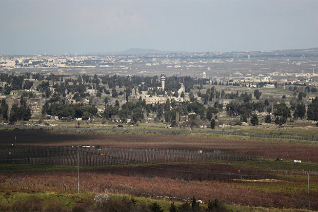 US Decision on Golan Violates International Law, SC Resolutions