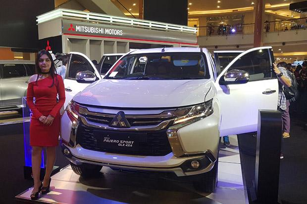 Mitsubishi Pajero Sport Bertitel The Best of High SUV Diesel