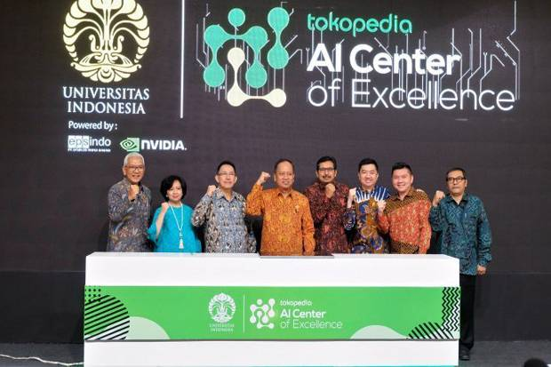 Superkomputer dan Pusat Pengembangan Artificial Intelligence