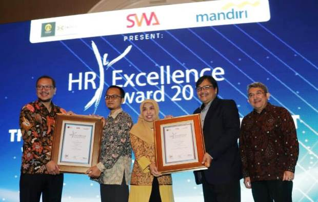 PLN Raih Penghargaan di Human Resource Excellence Award 2019