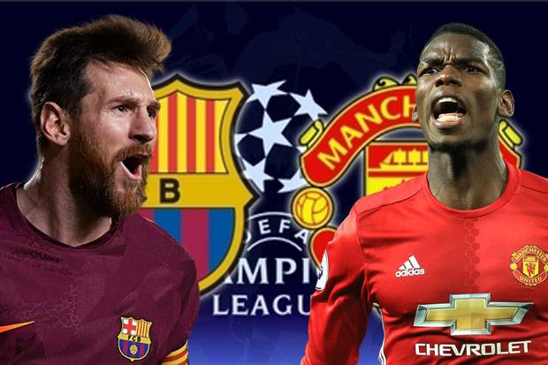 Preview Barcelona vs Manchester United: Awas, Trisula Maut!