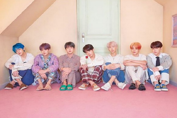 BTS Akan Tampil Bersama Penyanyi AS di Billboard Music Awards 2019