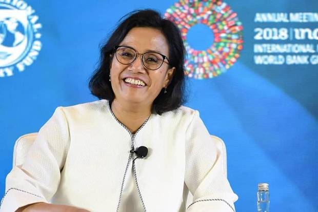 Sri Mulyani: Risiko Ekonomi Digital Jadi Fokus Meetings World Bank-IMF 2019