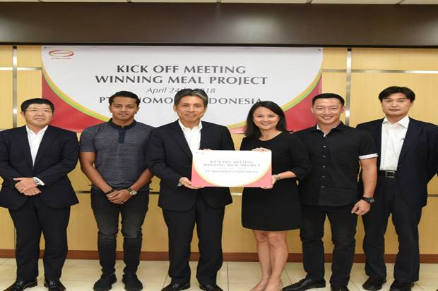Winning Meal Project, Cara Ajinomoto Dongkrak Prestasi Atlet Indonesia