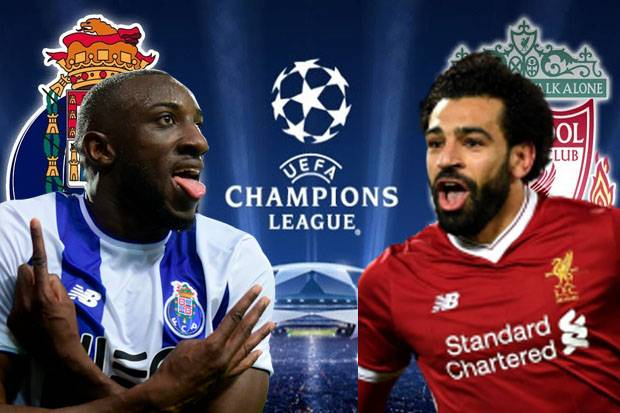Preview FC Porto vs Liverpool: Meredam Jago Kandang