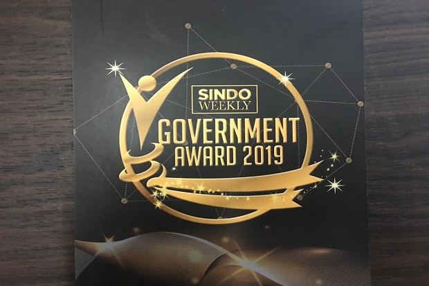 Majalah SINDO Weekly Kembali Gelar Government Award 2019 ke-6