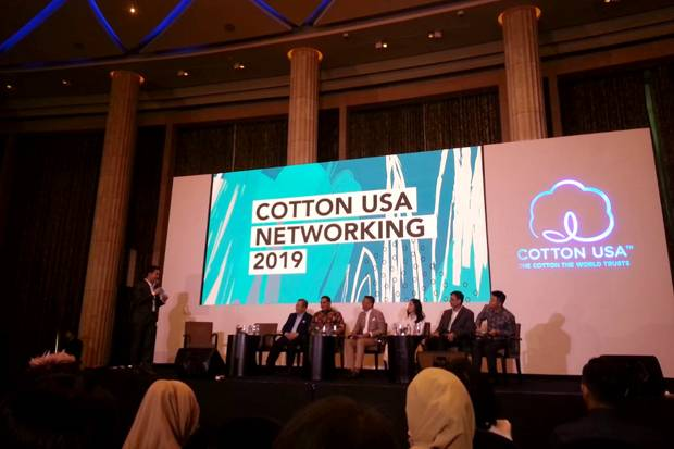Cotton USA Networking 2019 Dorong Pelaku Industri Fashion Kolaborasi