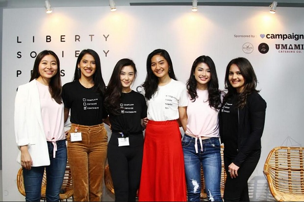 Bantu Pendidikan, Runner Up Miss Indonesia Luncurkan Fashion Campaign
