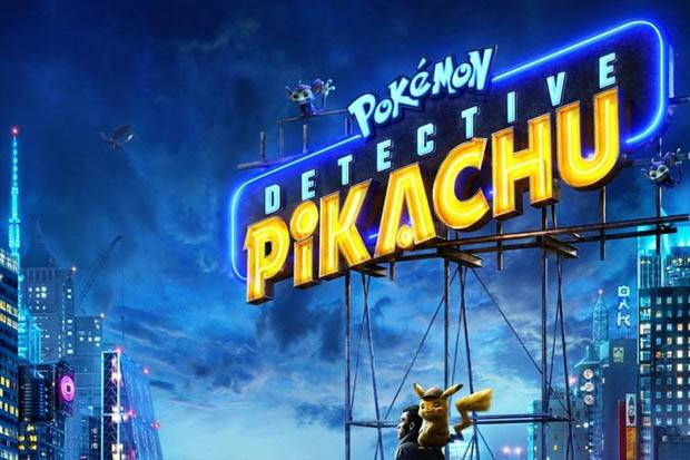 Review Film Pokemon: Detective Pikachu