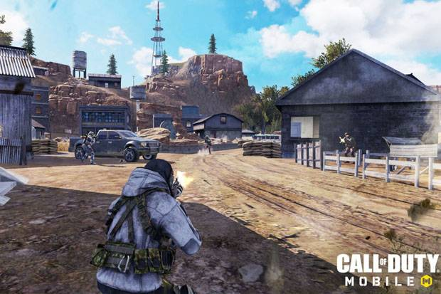Activision Ungkap Mode Battle Royale untuk Call of Duty: Mobile