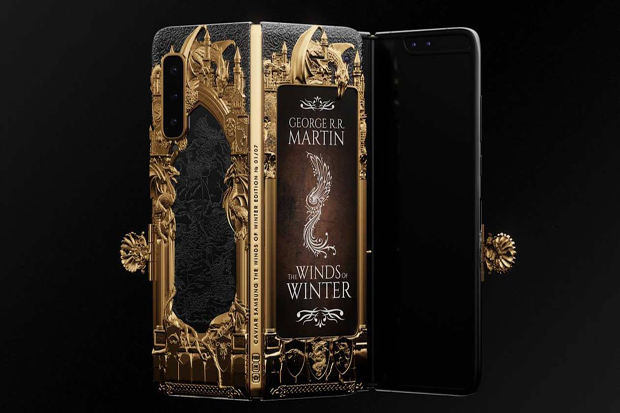 Samsung Galaxy Fold Berdesain Game of Throne Resmi Hadir