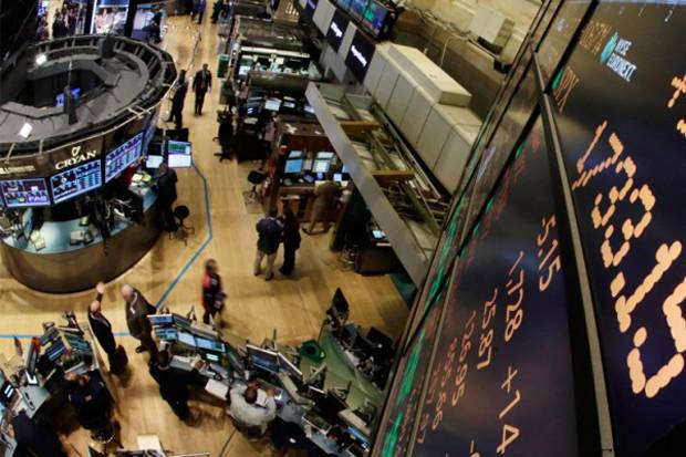 Wall Street Lebih Tinggi Usai Trump Picu Harapan Perdagangan AS-China