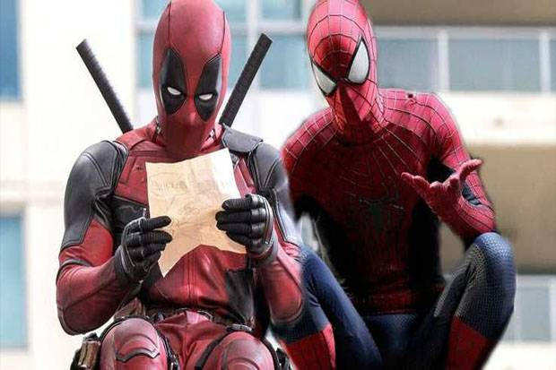 Spider-Man: Far From Home Bakal Perkenalkan Deadpool ke MCU?