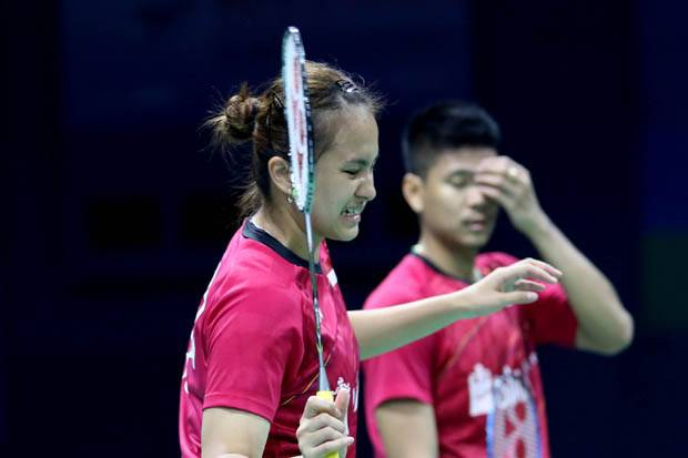 Praveen/Melati Hat-trick Runner-Up BWF World Tour Super