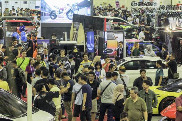 Indonesia Modification Expo Menyatukan Semua Elemen Automotif