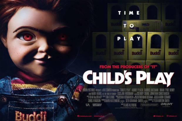 Review Film Childs Play