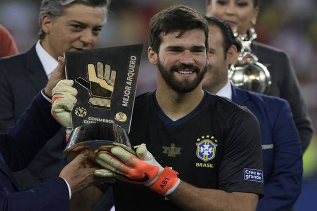 Image result for alisson ballon d'or