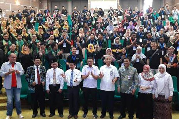 Goes To Campus Kemenpar Jadi Grand Strategi Pariwisata Era 4.0