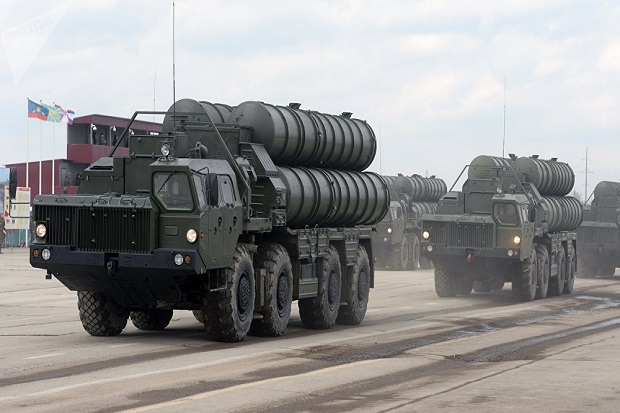 India 'Clearly' Conveyed Its Requirement for S-400 to US