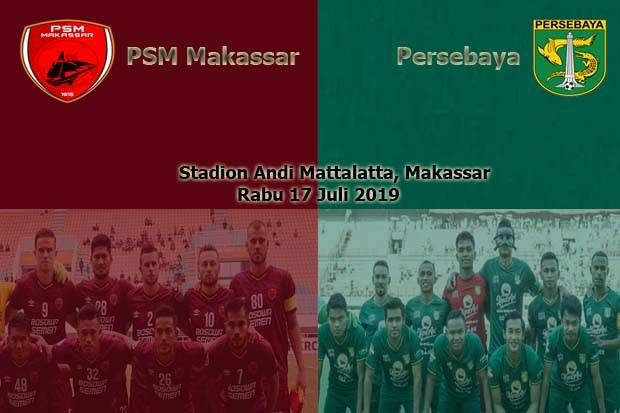 Liga 1 2019 PSM vs Persebaya, Green Force Melawan Kutukan!
