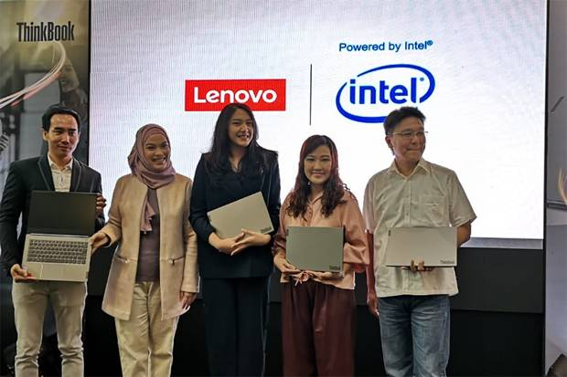 Lenovo Bawa Lini Baru Notebook Bertajuk ThinkBook ke Indonesia