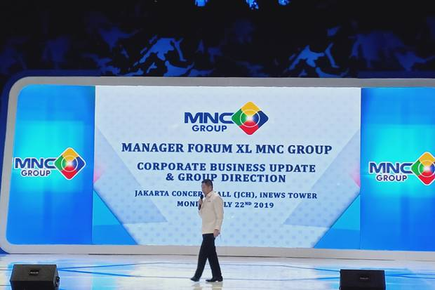Manager Forum ke-40, MNC Group Tegaskan Roadmap Bisnis ke Arah Digital