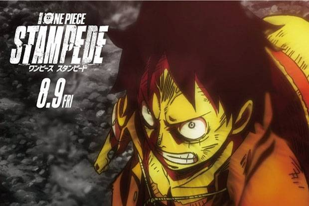 One Piece: Stampede Lampaui Catatan Rekor Box Office Film Gold