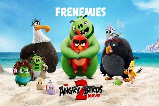 Review Film The Angry Birds Movie 2