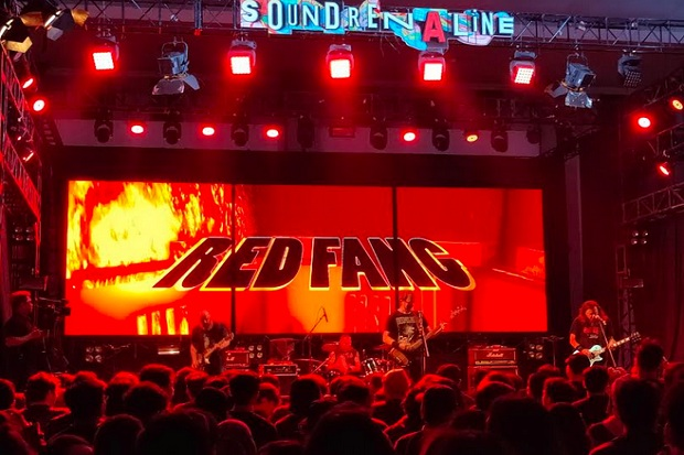 Red Fang Tutup RTS Yogya 2019, The Spirit of All Time Kian Bergaung