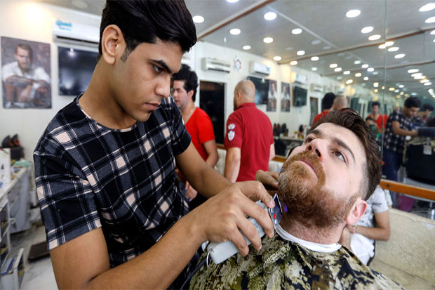 British Army and Royal Air Force Allow Soldiers to Grow Beards