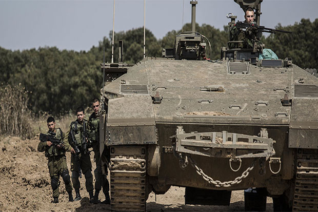 Israeli Military Targets Hamas Post in Gaza After Shell Fired Into Israel