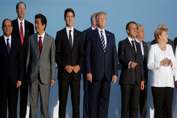 Russias Return to G7 Crucial for Effectively Tackling Global Challenges