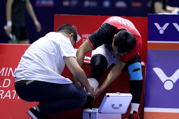 China Open, Betis Cedera, Hendra/Ahsan Tak Paksakan vs China