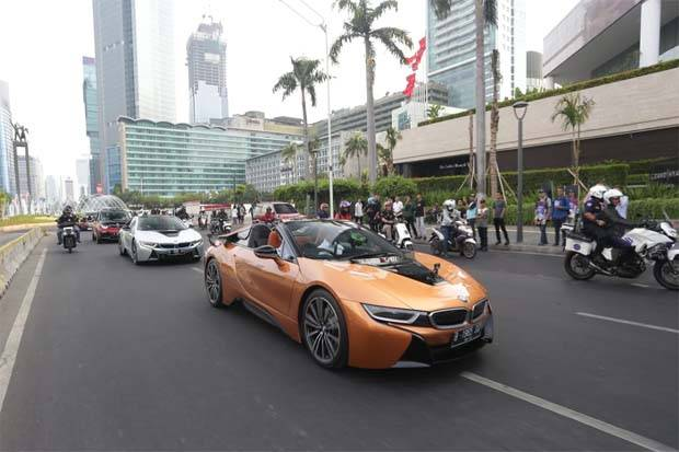 BMW Group Indonesia Dukung Penuh Jakarta E-Prix 2020