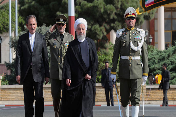 Rouhani's Plan Offers US, Saudis Path Out of 'Dead End' Their Policies Created