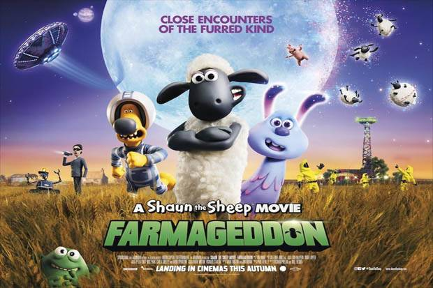 Review Film A Shaun the Sheep Movie: Farmageddon