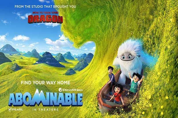Review Film Abominable