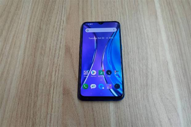 Review realme XT, Penerus realme X dengan 64MP Quad Camera Xpert