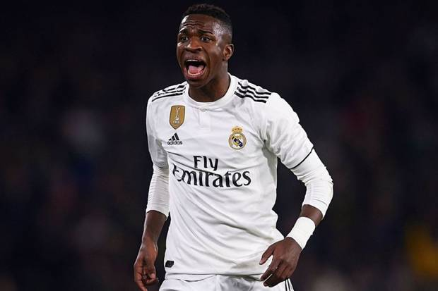 Vinicius Junior Tolak Khianati Real Madrid