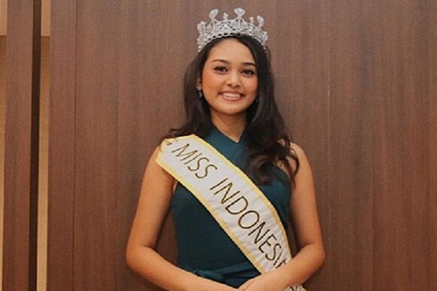 Miss Indonesia Princess Megonondo Siapkan Strategi di Miss World 2019