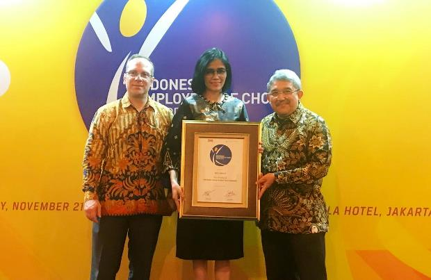MNC Group Raih Penghargaan Indonesian Employers Choice Awards 2019