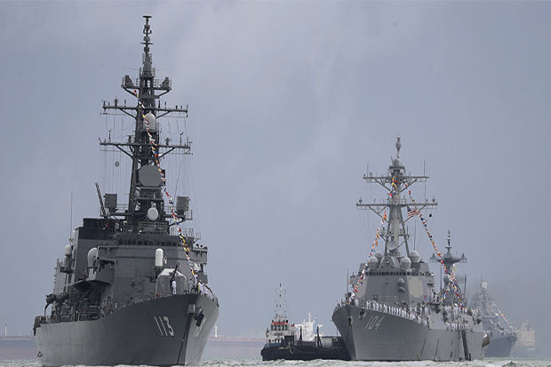 Lavrov Says Japan Promised Russia to Address Concerns Over Its Military Alliance With US