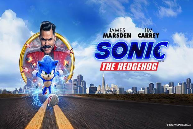 Review Film Sonic the Hedgehog
