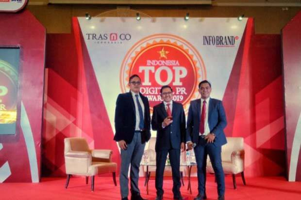 TRAS N CO Umumkan Penghargaan Top Digital PR Award 2020
