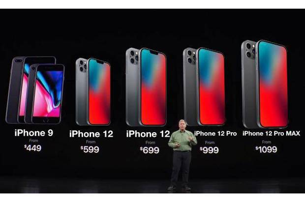 Apple Bawa Pembaruan Menarik Di Kamera Iphone 12 Pro Max