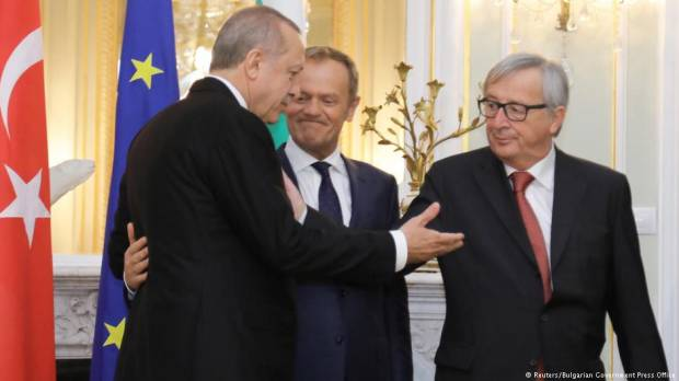 EU: Turkeys membership hopes at an all-time low
