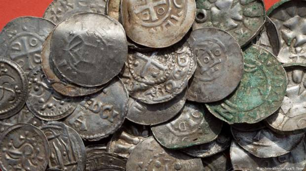 Bluetooth treasure found on German Baltic Sea island